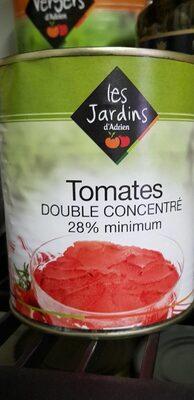 Tomates double concentré 28%minimum