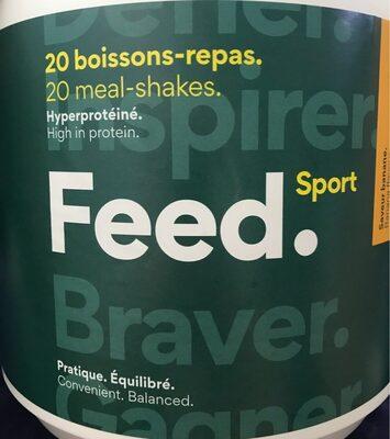 Feed Sport banane