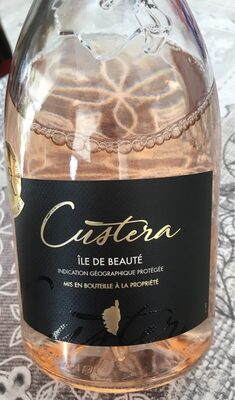 Vin Rosé Custera
