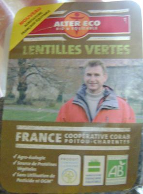 Lentilles Vertes - Alter Eco