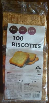 100 Biscottes