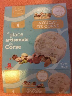 Crème Glacée Nougat de Corse