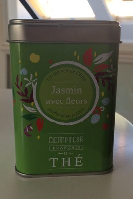 The jasmin avec fleur