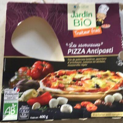 Pizza Antipasti bio
