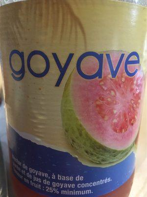Nectar de Goyave