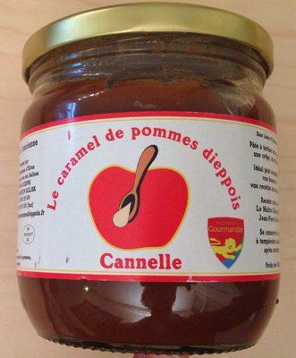 Le Caramel de Pommes Dieppois - Cannelle