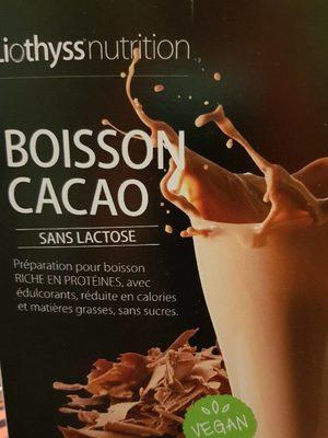 Boisson  cacao