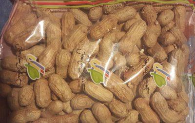 Arachides coques grillées jumbo