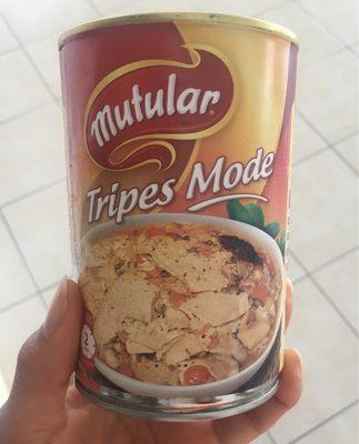 Tripes Mode