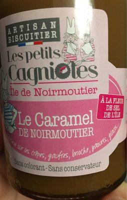 Le Caramel de Noirmoutier