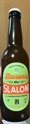 Biere IPA bio de montagne