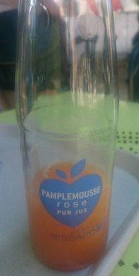 Pamplemousse rose pur jus