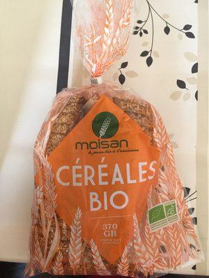 Pain Aux Céréales Bio Moisan