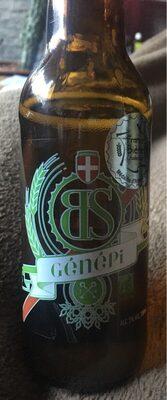 Bière Génépi