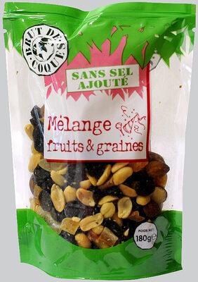 Mélange Fruits & Graines