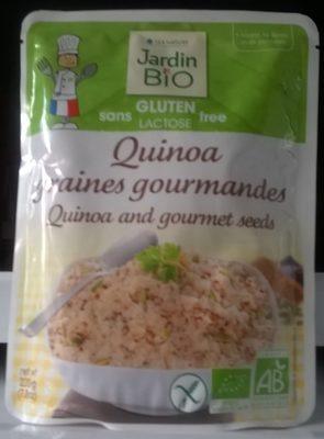 Quinoa Graines Gourmandes