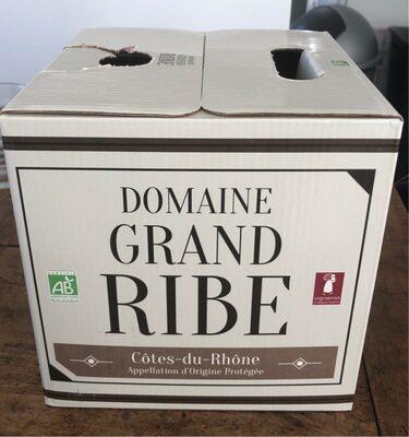 Domaine grand ribe