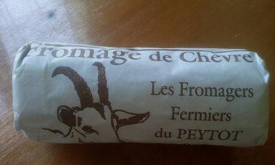Peytot, Guinguette chevre , les 6 pieces 360 gr