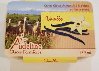 Crème glacée fabriquée à la ferme au lait de brebid6