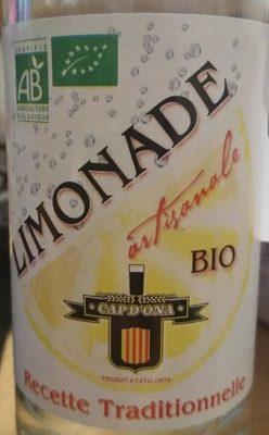 Limonade artisanale