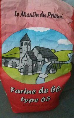 Farine De Blé Type 65