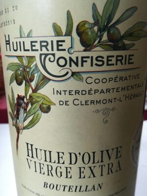 Huile d'olive vierge extra Bouteillan
