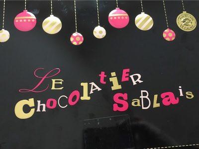 Assortiment de bonbons de chocolat