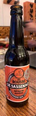 biere rousse de sassenage