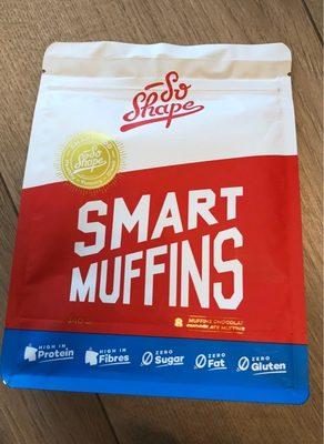 Smart muffins chocolat