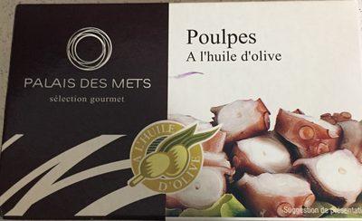 Poulpes a l'huile d'olive