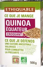 Quinoa de l'equateur