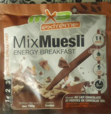 Mix muesli