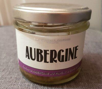 Caviar d'aubergine au piment d'espelette