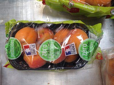 Abricot zero residu pesticide