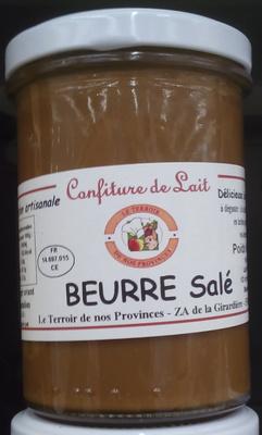 Confiture de Lait Beurre Salé
