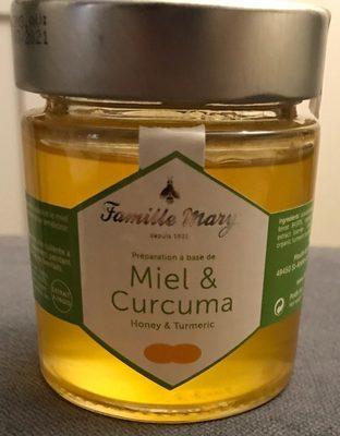 Miel & curcuma