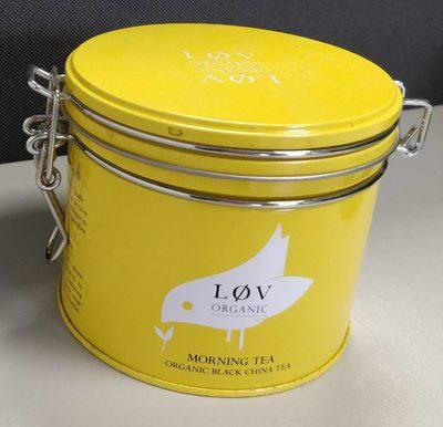 Lov Organic - Morning Tea