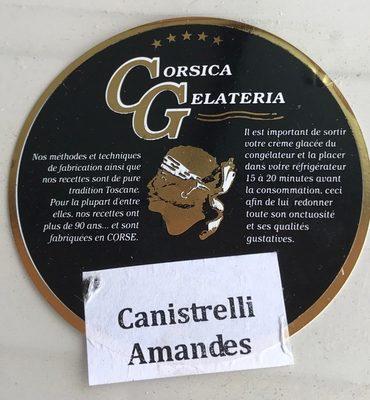 Corsica gelatetia