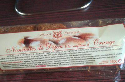 Vondelmolen Nonnettes De Dijon