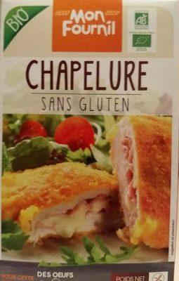 Chapelure sans gluten