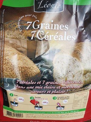 7 graines 7 céréales