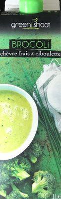 Soupe Brocoli Chevre