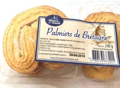 Palmiers de Bretagne