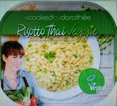 Risotto thaï veggie