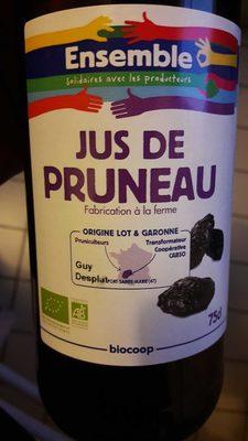 Jus de Pruneau