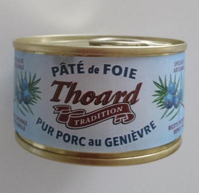 Pâté de foie de Thoard Tradition