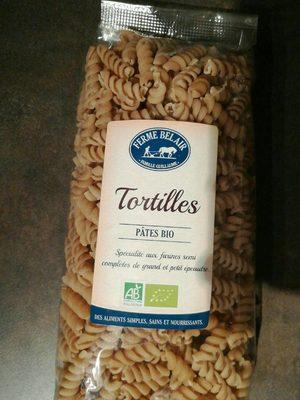 Tortilles pâtes bio