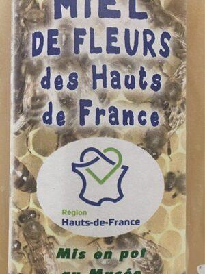 Miel de fleurs des Hauts de France