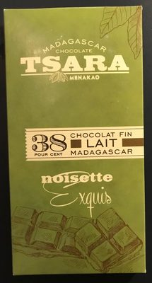 Chocolat au lait Noisette