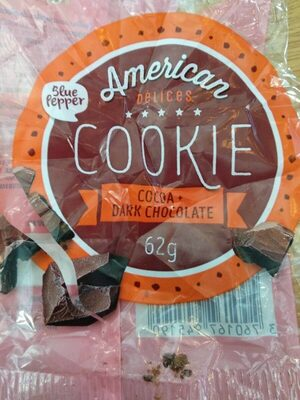 American délices cookie